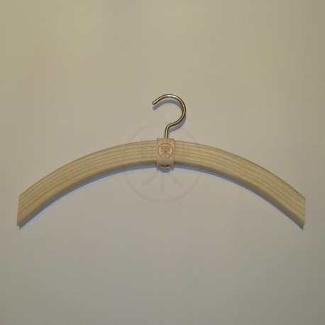 Hanger, Clothes - The Smile, Vertical - Ash