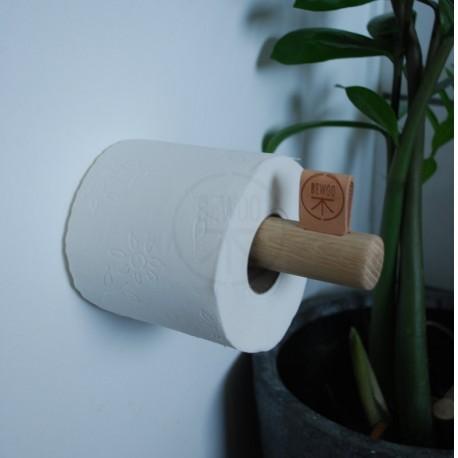 the stick, Toiletroll-holder